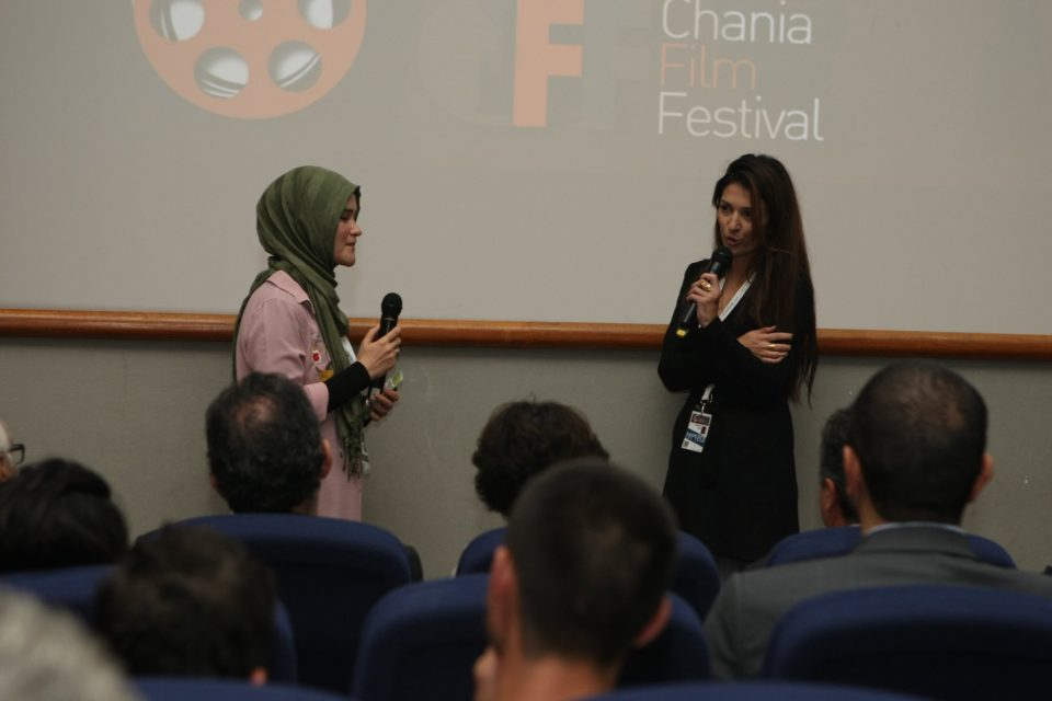 Q&A with Merve Cotour, director of awarded short film